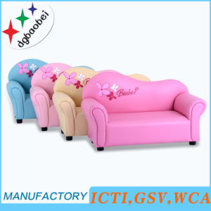 Luxury Modern Baby Furniture with PVC Leather (SXBB-07-03) pictures & photos