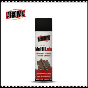 Aeropak Anti Rust Lubricant Spray Multilube pictures & photos