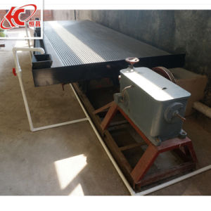 China Factory Directly Selling Shaking Table for Zink Ore pictures & photos