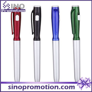 LED Light Pen Custom Promotional Gift Pen Ballpoint Pen pictures & photos