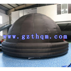 Popular Wholesale New Design Inflatable Planetarium Tent/ pictures & photos
