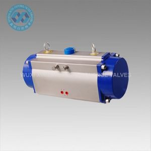Spring Return or Double Action Pneumatic Quarter-Turn Actuators pictures & photos