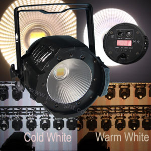 100W Cold White Warm White LED Stage PAR Can Light pictures & photos