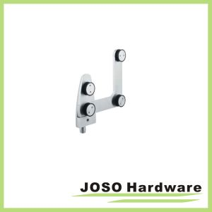 Glass Hardware Connector Curve Top Pivot ED001 pictures & photos