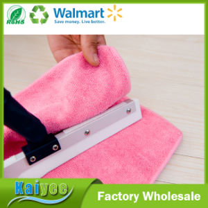 Durable Floor Wiper Magic Broom with Long Handle pictures & photos