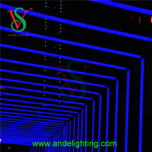 LED Neon Flex Rope Lights for Building Deco pictures & photos