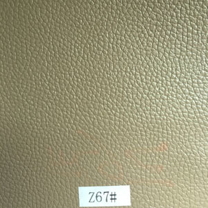 Synthetic Leather (Z67#) for Furniture/ Handbag/ Decoration/ Car Seat etc pictures & photos