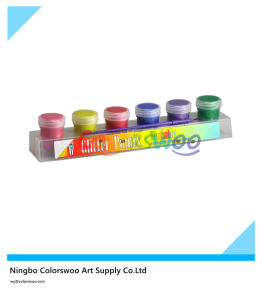 6*20ml Neon Color Tempera Paint for Students and Kids pictures & photos