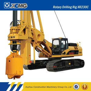 XCMG Official Manufacturer Xr230c Rotary Drilling Rig pictures & photos