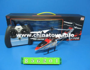 Remote Control Helicopter Plastic RC Plane Toy (856201) pictures & photos