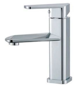 Singler Lever Ceramic Cartridge Bathroom Water Tap (2521) pictures & photos
