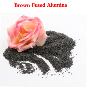 Manufacturer of Brown Fused Alumina for Refractory Application 0-1, 1-3, 3-5mm pictures & photos