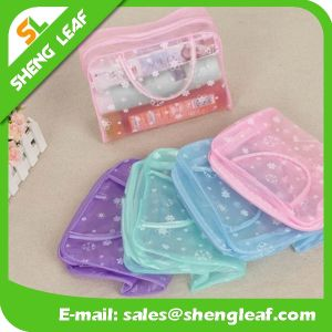 Best Quality Promotional Colourful Transparent PVC Cosmetic Bag pictures & photos
