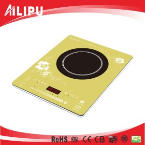 2016 Modern Colorful Plate Ultra Thin Induction Cooktop pictures & photos