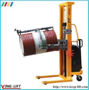 Optional Print Meter Drum Rotator for Steel & Plastic Drums Yl520-1 pictures & photos