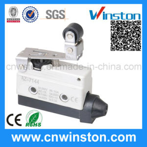 Magnetic Short Roller Hinge Lever Micro Switch with CE pictures & photos
