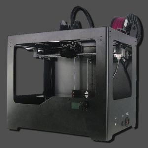 Hot Sale Big Building Volume Double Nozzle 3D Printer Machine pictures & photos