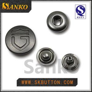 2016 New Design Zinc Alloy Snap Button Press on Garments