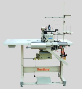Multifunction Flanging Sewing Machine Kb pictures & photos