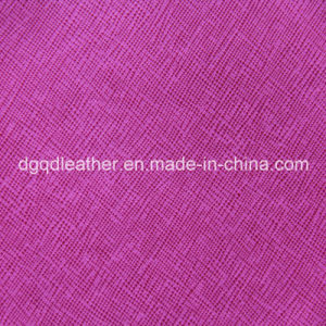 High Scratch Resistant Sofa Leather (QDL-50310) pictures & photos