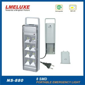 Portable SMD LED Emergency Light pictures & photos
