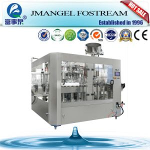 Direct Factory Price Automatic Small Bottle Water Filling Machine pictures & photos
