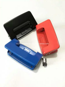 Two Hole Metal Punch/ Two Hole Office Paper Puncher pictures & photos
