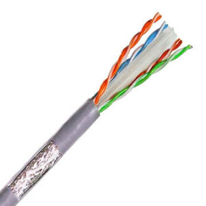 Good Price SFTP CAT6 Network Cable pictures & photos
