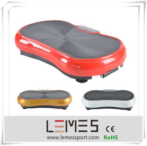 Vibration Plate Whole Body Massager Mini Crazy Fit Massage pictures & photos