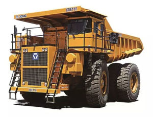 XCMG Official 110ton Mining Truck Xde110 (more model for sales) pictures & photos