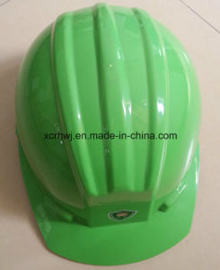 2016 New Types Adjustable Industrial Hard Hat / Ratchet Tyle Safety Helmet with Chin Strap/ Hot Sell S New Types Green Colors of Safety Helmet