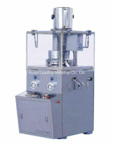 High Efficient Round Punch Pesticide Tablet Pressing Machine pictures & photos