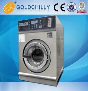 Coin Laundry Front Load Coin Operated Washing Machine pictures & photos
