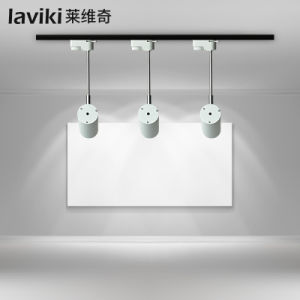 5W-12W Black White COB LED Track Spot Light with Short Long Arm Length for Shops, Art Gallery Lighting pictures & photos
