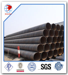 API 5L SSAW Carbon Steel Pipe pictures & photos