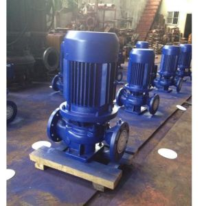 Isg Pipeline Water Booster Fire Fighting Pump with Best Price pictures & photos