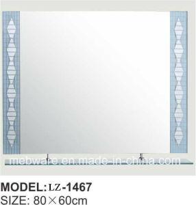 2016 New Design Shelf Bathroom Mirror pictures & photos
