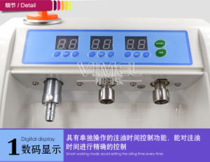 Dental Handpiece Maintenance System Lubricant Lubricating Device pictures & photos