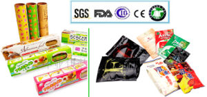 Be Used for Candy and Food Packing After Coating, Printing or Lacquering pictures & photos