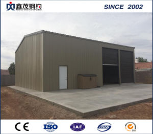 Prefabricated Steel Structure Building for Car Parking pictures & photos