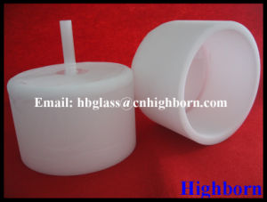 Manufacurer Opaque Fused Silica Quartz Glass Copple Supplier pictures & photos