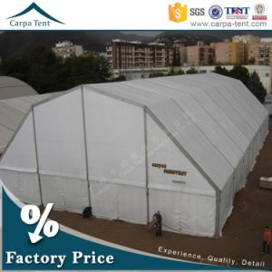 Giant Portable 20X30m Wind Resistant Polygon Tent for Exhibition / Party Use pictures & photos