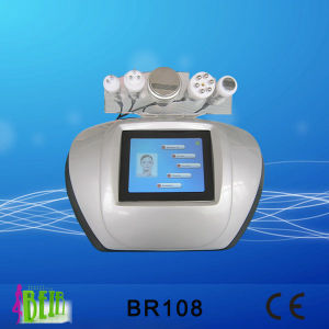 Cavitation RF Body Slimming Machine with 100mw Diode Lights pictures & photos