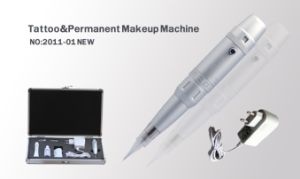 Goochie Permanent Makeup Eyebrow Tattoo Machine pictures & photos