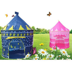 Castle Tent Camping Portable Folding Children Outdoor Home Children Play Tent pictures & photos