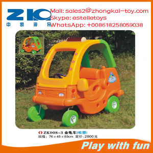 Playground Palstic Car with Wheel for Kids pictures & photos