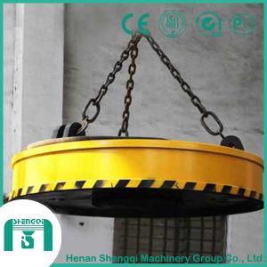Suitable for Cast Ingot, Steel Ball and Steel Scraps Electromagnet pictures & photos