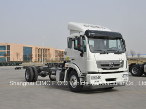 Sinotruk Man Technology Light Weight Chassis Hohan 4X2 Cargo Truck pictures & photos