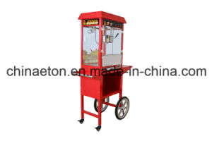 Luxury Popcorn Machine with Onel Pot in Red Color with Electric pictures & photos