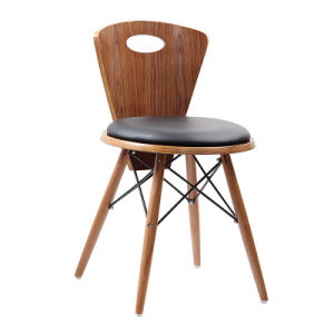 Manufacturer Restaurant Dining Wooden Bar Stools Chair for Sale (FS-WB1936-1) pictures & photos